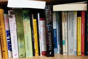 Voordelen van digitaal lezen: geen volle boekenkast