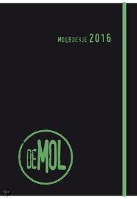 Molboekje 2016 - Wie is de Mol?