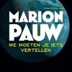 We moeten je iets vertellen – Marion Pauw