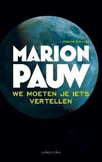 We moeten je iets vertellen - Marion Pauw