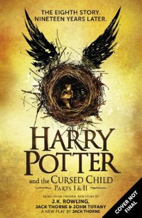 Harry Potter and the cursed Child, Harry Potter en het vervloekte kind van JK Rowling