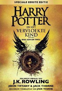 Harry Potter en het vervloekte kind van JK Rowling