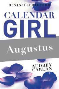 Calendar girl augustus van Audrey Carlan