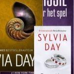 Sylvia Day: boeken en volgorde
