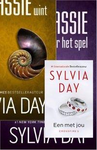 Volgorde boeken van Sylvia Day