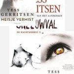 Tess Gerritsen: boeken en volgorde