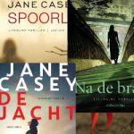 Jane Casey: boeken en volgorde