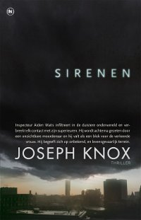 Sirenen van Joseph Knox