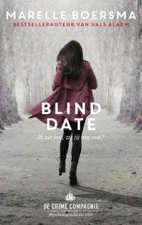 Blind date van Marelle Boersma