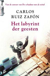 Het labyrint der geesten van Carlos Ruiz Zafon