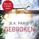 Gebroken – B.A. Paris