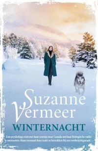 Winternacht van Suzanne Vermeer