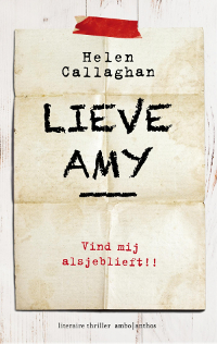 Lieve Amy van Helen Callaghan