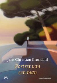 Portret van een man van Jens Christian Grondahl