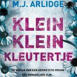 Verwacht: Klein klein kleutertje – M.J. Arlidge