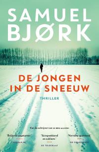 De jongen in de sneeuw van Samuel Bjork