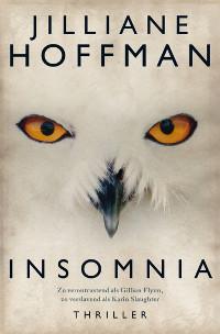 Insomnia van Jilliane Hoffman
