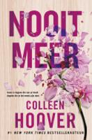 Nooit meer Colleen Hoover