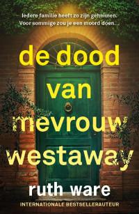 De dood van mevrouw Westaway van Ruth Ware