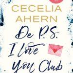 De P.S. I love you club – Cecelia Ahern